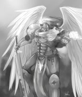 Angel of Death by 1Razor1