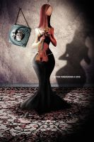 The Violinist by EltonFernandes
