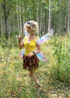 Fairy Queen Mara cosplay by LaynesLionRedCat