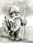 wicket sketch 2 by bamboleo
