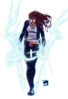 Collab-ElectroCereal: Kailee by 77Shaya77