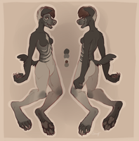 dogge design auction (CLOSED) by gr-ay