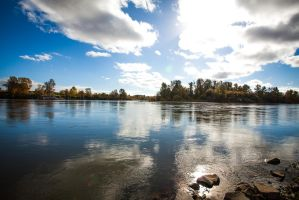 Fall on the Willamette by ChopstickStudios