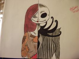 We can live like Jack and Sally if we want.. by emobear