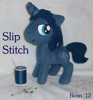 MLP Plushie Contest: Slipstitch by beanchan