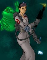 who you gonna call? by Lefthanded