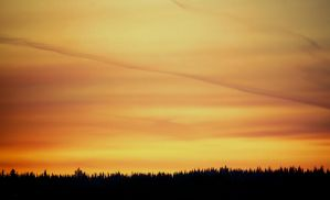 colours in the sky by KariLiimatainen