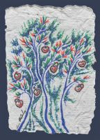 Memory Trees : Card Seven by impluvium