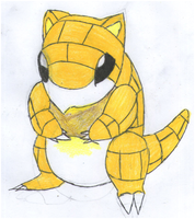 Sandshrew by TheJewelOfIsis
