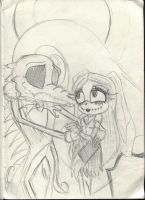 True Love Never Dies.... - Sketch by XxMoonlight-1-WishxX