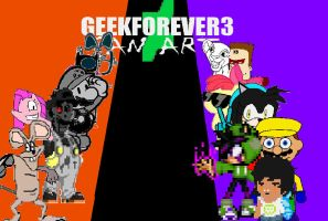 Geekforever3 Spécial Thanks ! by GEEKFOREVER3