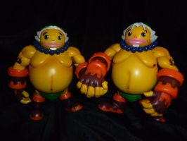 Hold Hands, Brother Goron by Linksliltri4ce