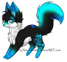 Fox Adoptable ~ 7 [CLOSED] by BiahAdopts