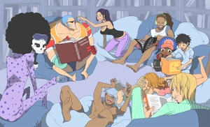 Bedtime Stories WIP by Choeey
