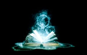 The Book Of Magic by tomhotovy