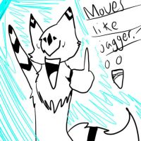 moves like jagger by honatheevee123