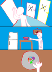 PaintSplatters Page 8 by PaintSplattersComic