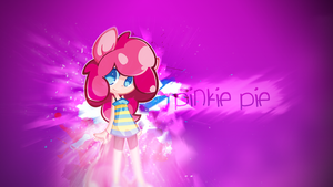 Pinkie Pie is so cool by Azery