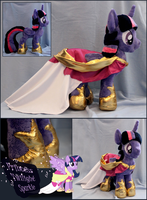 Princess Twilight Sparkle by Unicornia-Workshop