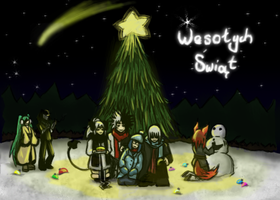 Merry Christmas by Wrriter