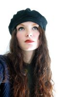 girl with hat 1 by fiori-di-ofelia