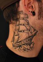 Ship-healed by Robert-Franke