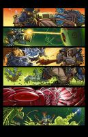 Monstroids - Preview page 05 by Diego-Rodriguez