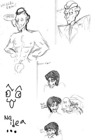 Dump of Jason and Proteus