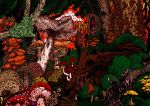 In The Mushroom forest by artserge