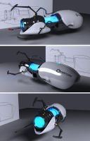 quantum tunneling device by SaphireNishi
