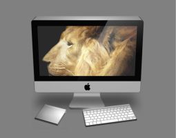 iMac Lion Finder by robertplintott
