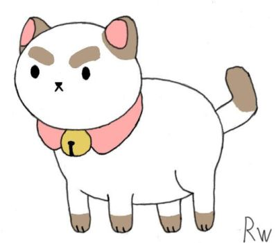 PuppyCat colored by uberartistman