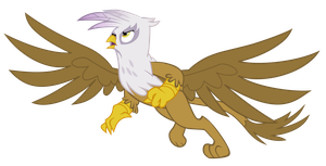 Gilda takes flight by AbrotherM