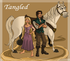 Tangled by TitanicGal1912