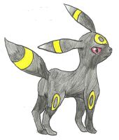 Umbreon by xXInvaderEmXx