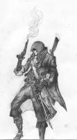 assassins creed 3 design idea by WB17