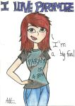 I LOVE Paramore by FamilyGayFanGirl