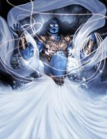 Varuna-God of Cosmic Order by molee