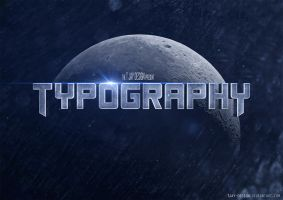 Typography 6. by TJay-Design