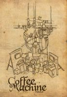 Coffee Machine by mclelun