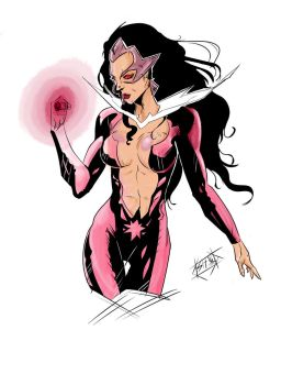 Star Sapphire Two Colors by g-kwan155