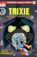 Trixie - Mare of the Mystic Arts by PrinnyWesker