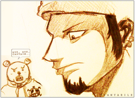 Trafalgar Law by V-Cantabile