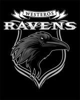 Westeros Ravens by spacemonkeydr