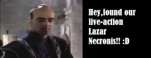 Lazar Necronis Live-action suggestion by RyugaSSJ3