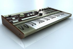 MicroKorg GI by lowendfrequency