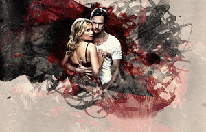 Eric and Sookie | Bloody Love by JamieRose89