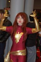 NYCC 2012 - X Men - Phoenix by kamau123