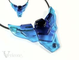 Xarabeo Blue by vericone