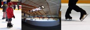 Patinoire by Pierre-Lagarde